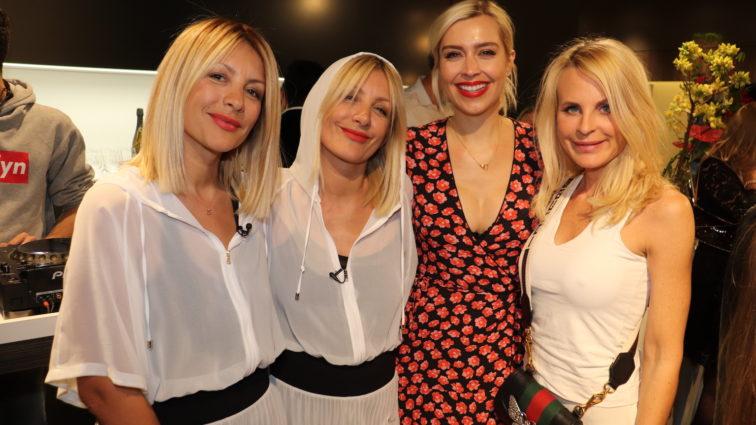 Promi-Ladies feiern After Work-Party und neues Beauty-Konzept im Haarwerk
