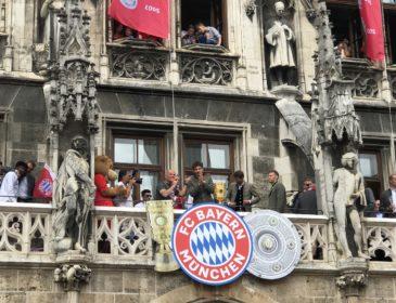 Meisterfeier und DFB-Pokal-Doublefeier FC Bayern München am 26. Mai 2019 – ein Film von Michaela Etzel/Jetset Media
