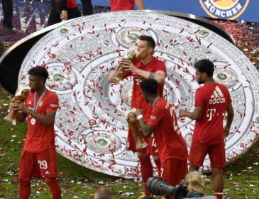29. Deutsche Meisterschaft des FC Bayern München
