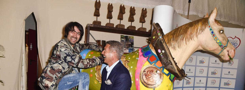 """""""Welcome Abend"""" bei der Pferd International München"""