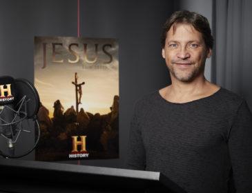 """Erst """"Anna"""" – jetzt """"Jesus"""" Interview mit Patrick Bach über seine neue Rolle als Synchronsprecher"""
