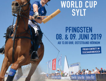 Das Pfingst-Highlight auf Sylt! Der 12. Julius Bär Beach Polo World Cup Sylt 2019