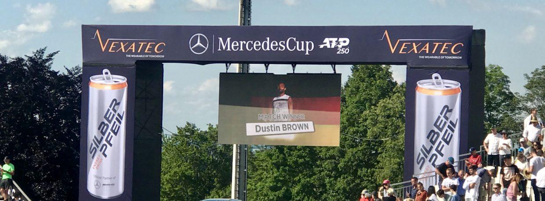 Dustin Brown schafft Sensation gegen Alexander Zverev
