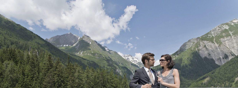 Heiratsschwüre nahe dem Gradonna****s Mountain Resort