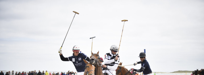 Maserati ist erneut Partner beim Beach Polo World Cup auf Sylt