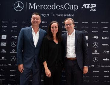 Turnierdirektor Edwin Weindorfer zieht positive Bilanz über den MercedesCup 2019