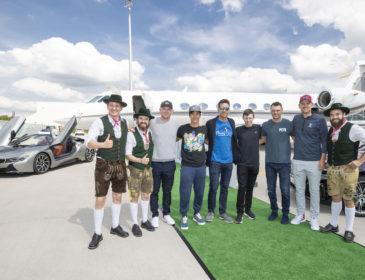 """BMW International Open 2019: """"Touchdown"""" am Flughafen München"""
