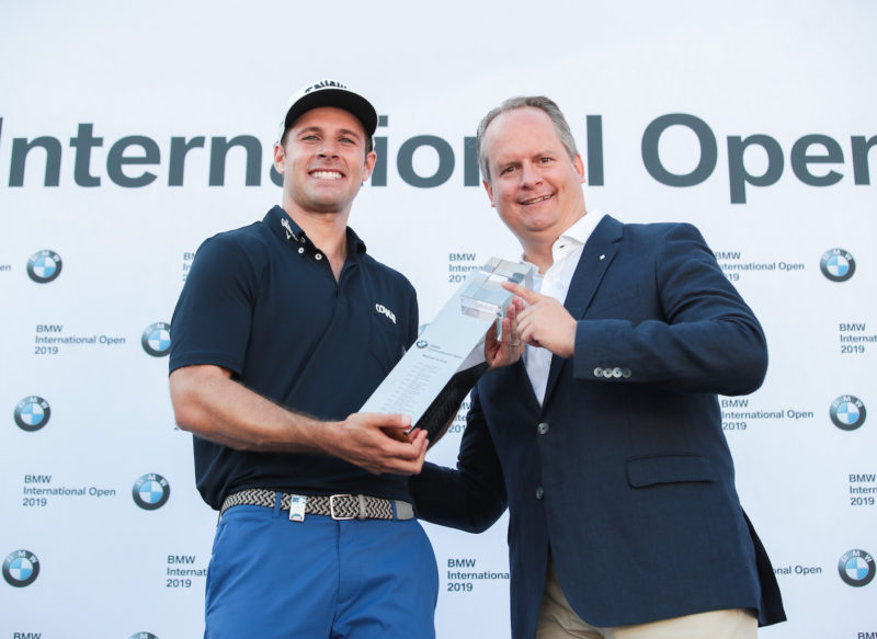 BMW International Open 2019: Pavan bezwingt Fitzpatrick im Stechen
