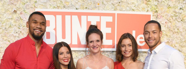 VIP-Glamour bei der Red Summer Night von Bunte.dein München