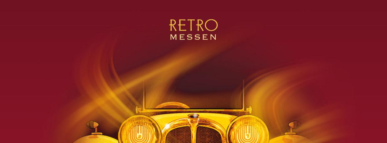 RETRO CLASSICS BAVARIA: Automobile Leidenschaft auf 40.000 Quadratmetern