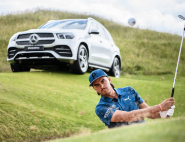Mercedes-Benz beim 148. The Open: Wiedersehen nach 68 Jahren