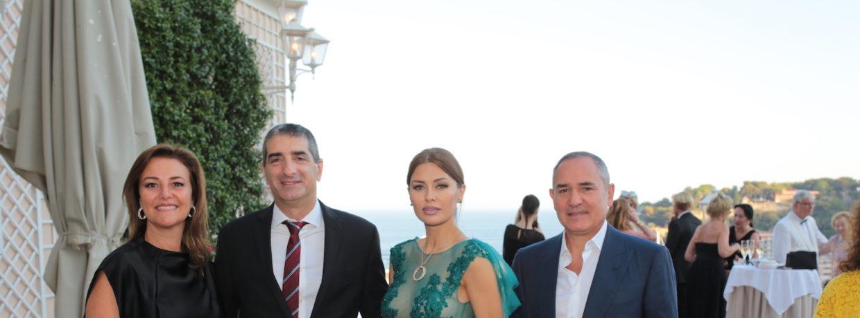 Glamour und gute Herzen in Monte Carlo bei der Sheba Benefiz-Gala