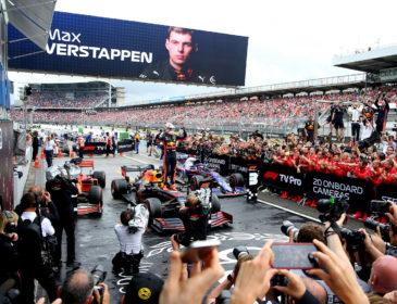 Formel 1 – 78. Großer Preis von Deutschland: Erst Hitze dann Regen