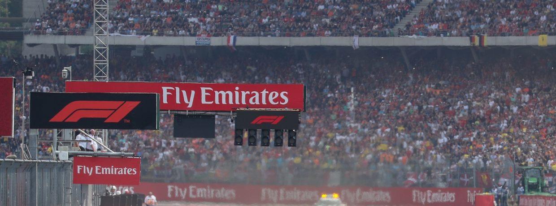 Formel 1 Mercedes Benz – Großer Preis von Deutschland auf dem Hockenheimring