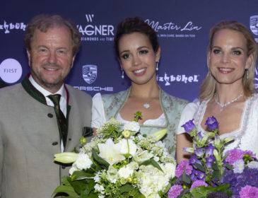Opernstar Elīna Garanča verzaubert Kitzbühel und feiert im Hotel Kitzhof