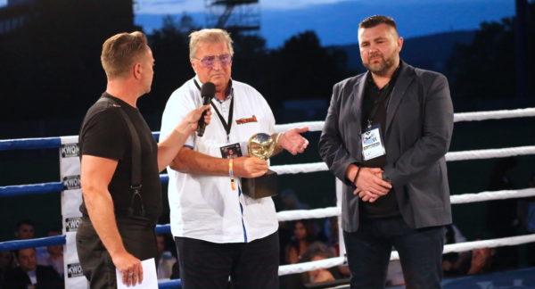 Petkos Fight Night in der BRITA Arena in Wiesbaden