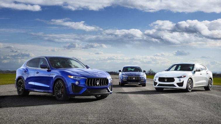 Maserati tritt beim 21. Berenberg German Polo Masters an