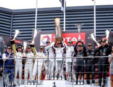 Porsche gewinnt zum siebten Mal belgischen Langstrecken-Klassiker und feiert Doppelsieg