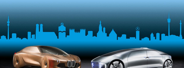 BMW Group und Daimler AG – Kooperation für automatisiertes Fahren