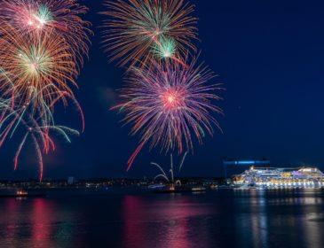 AIDA Cruises zieht positive Bilanz der Kieler Woche