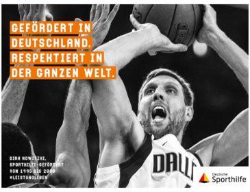 #leistungleben: Deutsche Sporthilfe startet Markenkampagne
