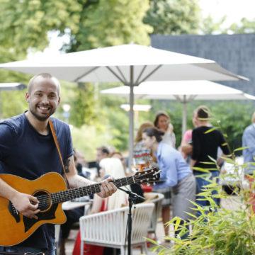 VIP Terrassen Opening Party der AC Lounge Terrasse in Berlin