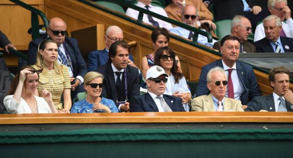 Von der Royal Box direkt zur Tennis-Party in das Wimbledon-Haus von e|motion