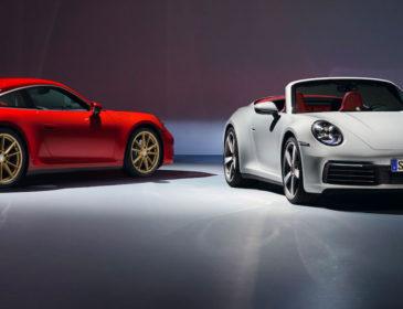 Porsche präsentiert neues 911 Carrera Coupé und 911 Carrera Cabriolet