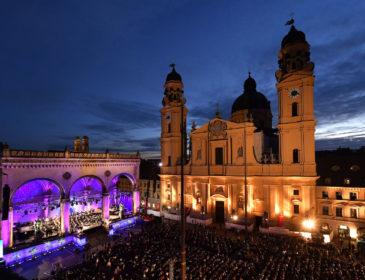 Klassik am Odeonsplatz 2019: beide Konzertabende ausverkauft