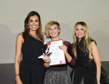 """Verleihung """"Proud to be me""""-Awards der Business Women's Society"""