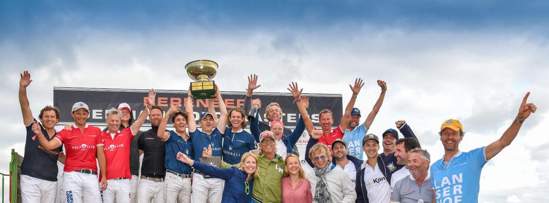 Maserati gewinnt 21. Berenberg German Polo Masters auf Sylt