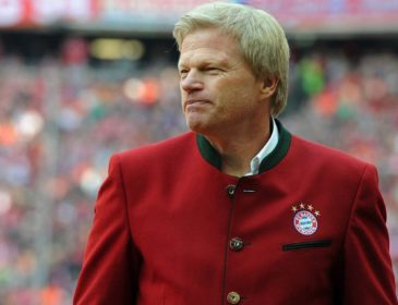 Oliver Kahn in den Vorstand der FC Bayern München AG berufen