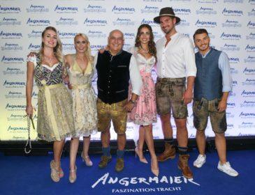 Die legendäre ANGERMAIER Trachten-Nacht rockte Berlin