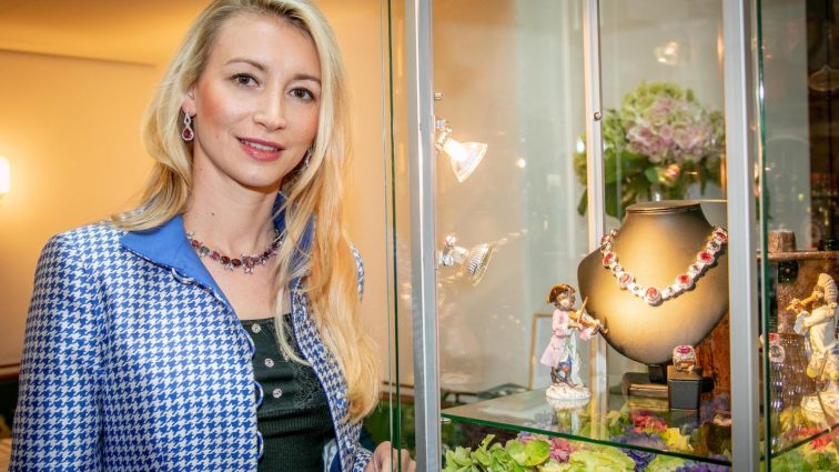 Luxus-Schmuck zur Festspielzeit: Exklusiver Pop-Up Store von Knauf Jewels