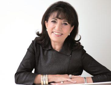 Regine Sixt erhält den großen Ehrenpreis der Business Women's Society