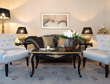 Traumhafte Göttersuiten und Drei-Sterne-Küche im Victor's Residenz-Hotel Schloss Berg