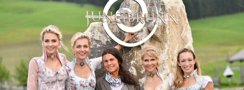 Der Berg ruft und die Wiesn: Dirndl-Shooting im Hotel Jungbrunn
