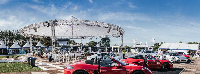 Porsche European Open: Weltklasse auf und neben dem Golfkurs
