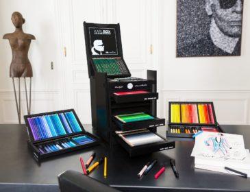 Wie Karl Lagerfeld die Welt der Mode und der Bilder für immer prägte