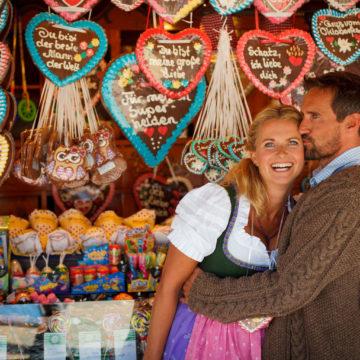 Das Münchner Oktoberfestvom 21. September bis 6. Oktober 2019