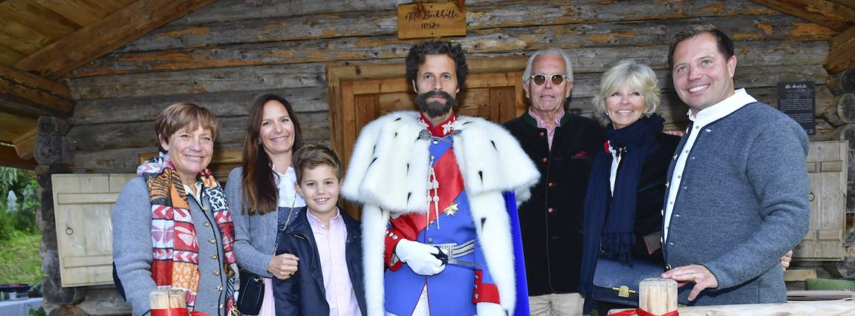 """Alm Opening"" im Luxus-Resort Alpenhof Murnau am Staffelsee"