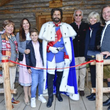 """Alm Opening"" im Luxus-Resort Alpenhof Murnau am Staffelsee"