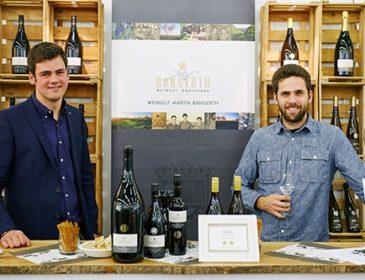 Die Wein- und Genussmesse FORUM VINI setzt auch in diesem Jahr wieder Maßstäbe