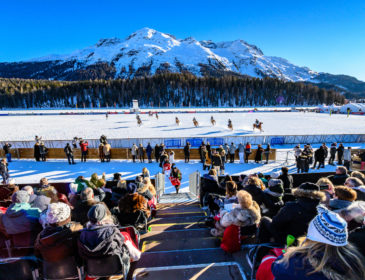 36. Snow Polo World Cup St. Moritz vom 24. bis 26. Januar 2020