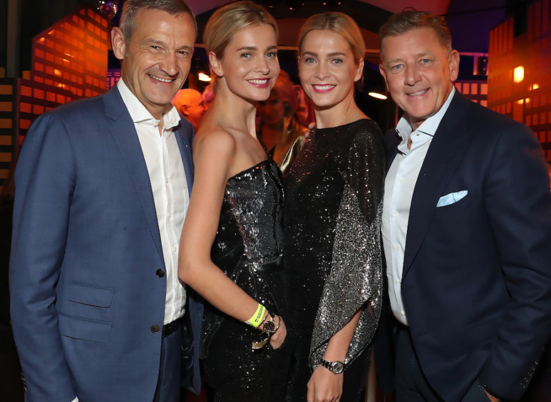 """""""One Night in New York"""": 12.18. Investment feiert Mega-Deal mit Pre-Party im Salon Pitzelberger"""