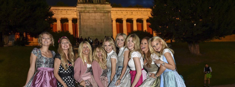 "Oktoberfest 2019: 8. ""Charity Blond Wiesn"" in der Käfer Wiesn Schänke"