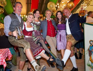 Oktoberfest 2019: Armbrustschießen der BMW Niederlassung München