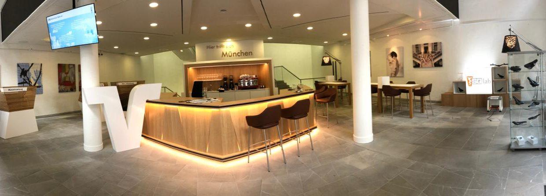 MPE-Networking bei der Münchner Bank