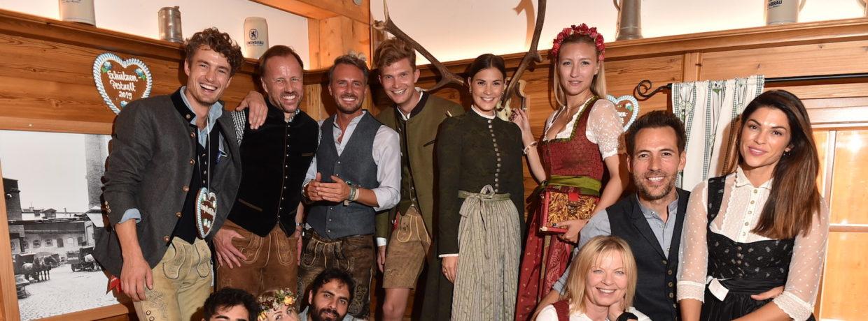 "Oktoberfest 2019: ""Ingolstadt Village Wiesn"" im Schützen-Festzelt"