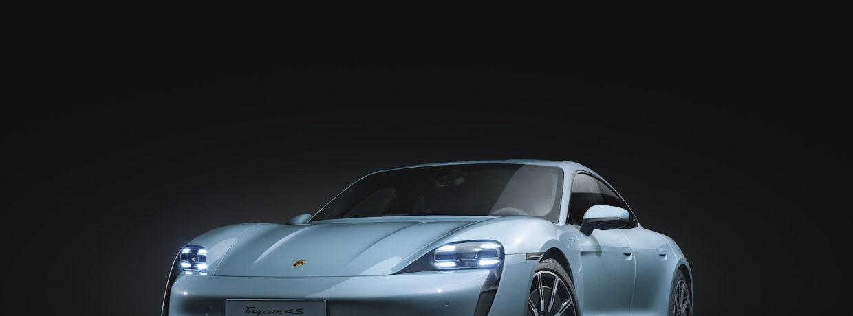 Porsche erweitert die Modellpalette seines Elektro-Sportwagens um den Taycan 4S